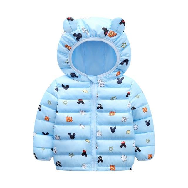 Kids Winter Coat w/ Hood 3