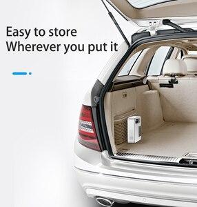 Image 5 - EAFC Mini pompe à Air pour roues de voiture, système de gonflage électrique Intelligent, 12V