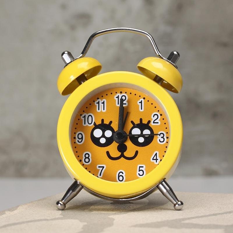 Desk Mantel Shelf Clocks Cute Smart Silent Alarm Table Desktop Bedside Loud Alarm Clock Nightlight 02 Home Garden Vibranthns Lk