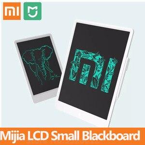Image 1 - Xiaomi Mijia LCD HandWriting Blackboardเขียน10/13.5นิ้วพร้อมปากกาดิจิตอลการเขียนการเขียนเด็กอิเล็กทรอนิกส์จินตนาการPad