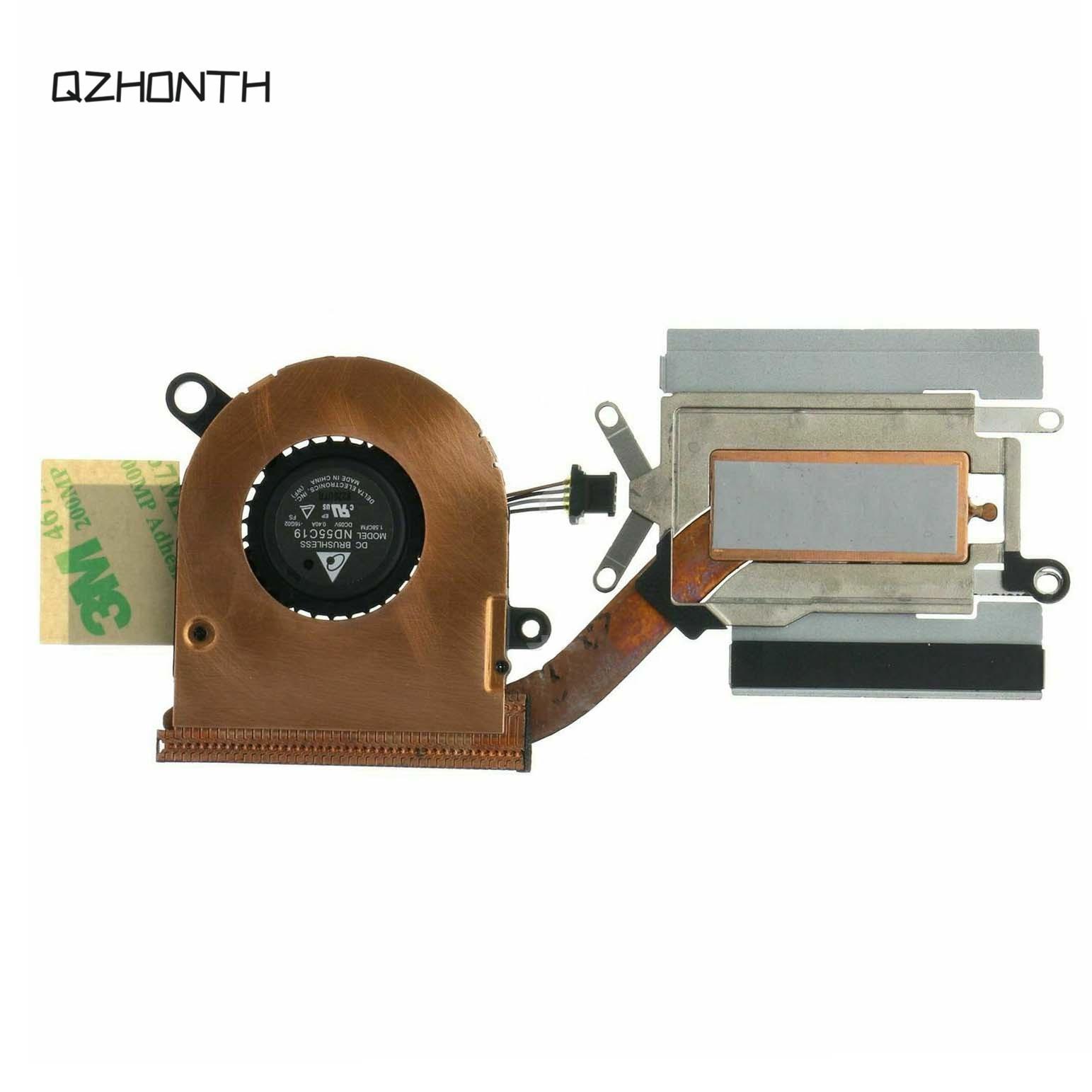 Laptop New CPU Cooling Fan Heatsink For DELL Latitude E5289 5289 7389 0R2X0G R2X0G
