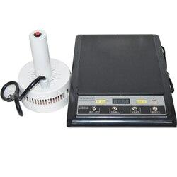 DL-500 220V electromagnetic induction sealing machine Cap sealer Aluminum foil bottle sealing(seal size:20-100mm)