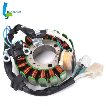 High Quality Motorcycle Stator Coil for Yamaha YP125 YP125E YP125R MAJESTY 125 1998-2007 YP150 YP180 MAJESTY 150 180 DT150 фото