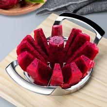 Fruit Splitter Kernel Apple Slicer Stainless Steel Peeler 8/12 Knife Cutter Life Essentials Household Items