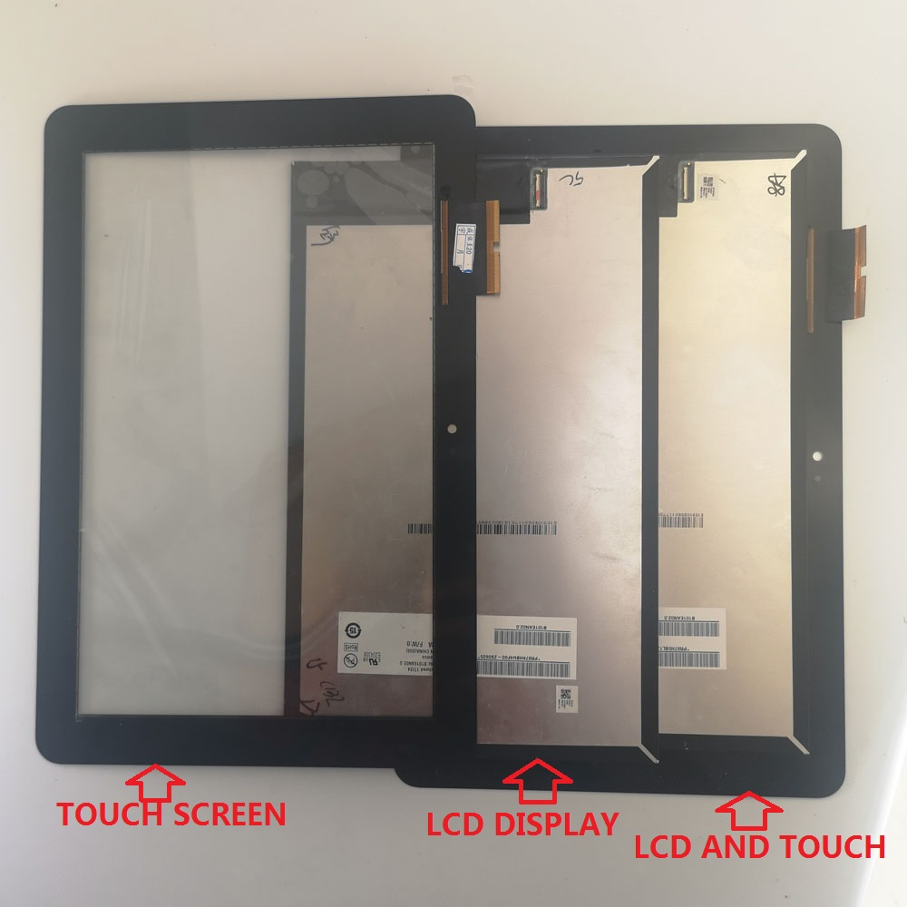 10.1 Inch For ASUS Transformer Book T101HA T101H T101 LCD Display Touch Screen Panel Digitizer Monitor