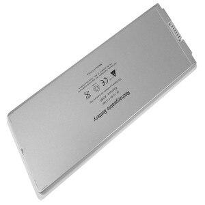 Image 2 - LMDTK batterie pour Apple MacBook 13 pouces, blanc, pour Apple MacBook A1185 A1181 MA561 MA561FE/A MA561G/A MA254, livraison gratuite