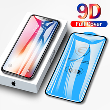 9D protective glass for iPhone 6 6S 7 8 plus X XS 11 pro MAX glass on iphone 7 6 8 plus XR XS MAX 11