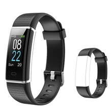 Ip68 Waterproof Fitness Tracker with Heart Rate Monitor, Watch Activity Smart Sleep Monitor 14 Sports
