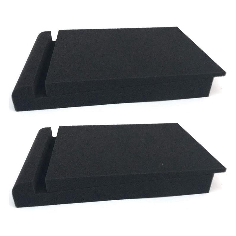 Soundproof Pad Studio Monitor Isolation Pad High Density Studio Monitor Isolation Pad For 5 Inch Display