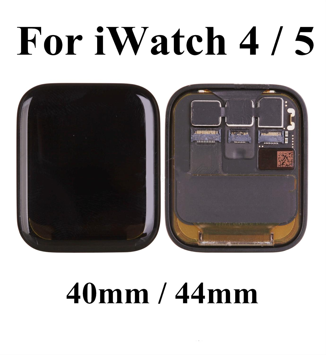 Original For Apple Watch 4 Watch 5 Series 4 5 LCD Original Display Digitizer Assembly For iwatch 5 Series5 S4 S5 40mm 44mm LCD image