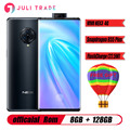 Vivo Nex 3 4G LTE Cell Phone Snapdragon 855 Plus NFC 6.89 Super Amoled Full Screen 44W VOOC 8GB RAM 128GB ROM Smartphone