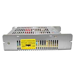 Image 3 - Universal 24V 10A 240W Switch Power Supply Driver Switching For LED Strip Light Display 110V 220V