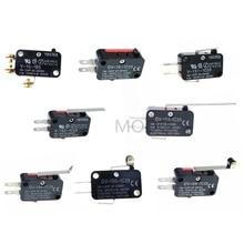 V-151-1C25/V-152-1C25/V-153-1C25/V-154-1C25/V-155-1C25/V-156-1C25/V-15-1C25/V-15-1B5 Momentary Micro Limit Switch v v trio