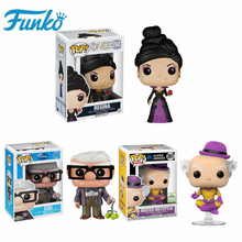 NEW!! Funko Once Upon a Time REGINA Mister Mxyzptlk Movie UP   CARL Vinyl Action Figures Kids Christmas Birthday Gift Model Toys