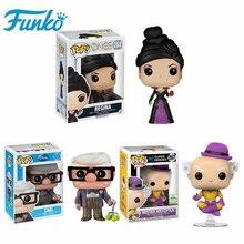 NOVO!! Funko era uma vez regina mister mxyzptlk filme up carl vinil figuras de ação crianças natal presente de aniversário modelo brinquedos