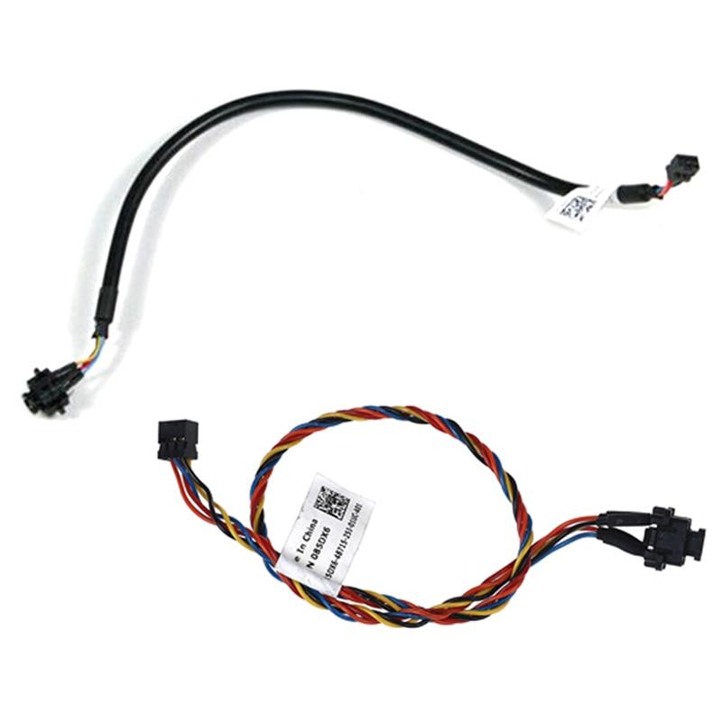 1 шт. компьютерный кабель для Dell Optiplex 390 790 990 3010 7010 9010 085DX6 85DX6, кабель с кнопкой переключения питания
