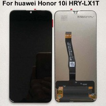 100% Original LCD 6.21 For huawei Honor 10i 10 I HRY LX1T LCD Display+Touch Screen Digitizer Assembly Lcd Replace+Tools+Frame