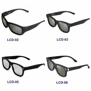 Image 1 - 2020 אלקטרוני Diming משקפי שמש LCD מקורי עיצוב נוזל קריסטל מקוטב עדשות במפעל ישיר אספקת פטנט טכנולוגיה