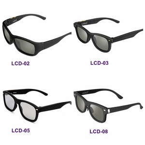 Image 1 - 2020 Electronic Diming Sunglasses LCD Original Design Liquid Crystal Polarized Lenses Factory Direct Supply Patent Technology