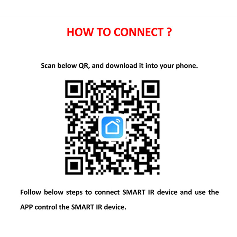 H59635471641e4eb3afcbc0ce6580b1b8F - Mini Smart Home Automation WIFI IR Remote Control Intelligent Universal 2.4GHz WIFI IR Remote for Alexa Echo Google Home