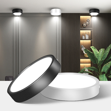 Led Downlight Lighting-Fixture Surface-Mounted Round 220V Home for 10/15/25w-110v