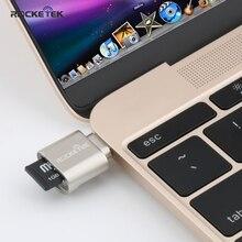 loại Rocketek c usb 2.0 Nhôm OTG điện thoại bộ nhớ đa đầu đọc thẻ nhỏ bộ chuyển đổi cardreader cho máy tính xách tay microsd micro SD / TF