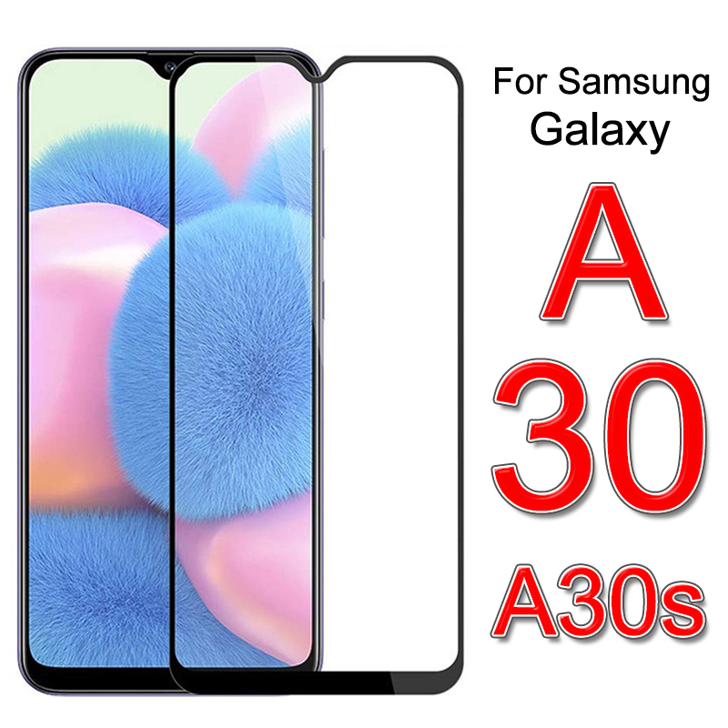 A30s Protective Glass On For Samsung A30 A 30 S 30s 30A S30 Cam Galaxy Gaxaly Armored Sheet Screen Protector Tempered Glas Film