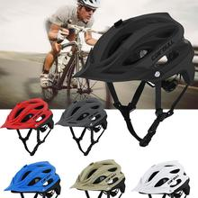 цена на Mountain cross-country Road Bike bicycle Safety Riding Helmet Sports Camera Light Helmet Cycling Equipment