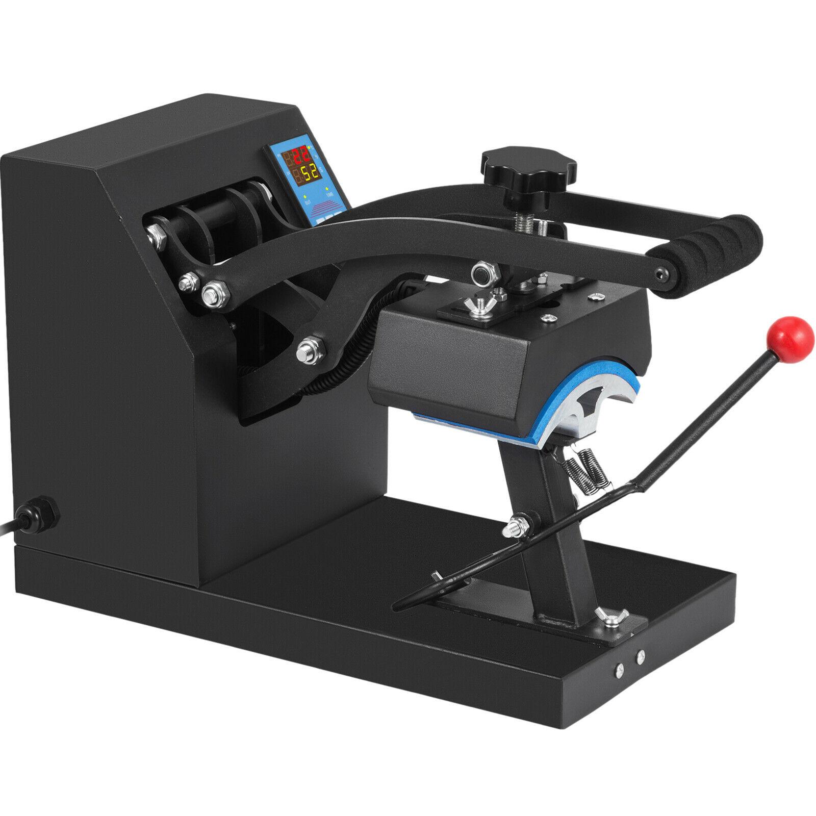 Сублимационная машина для термопечати с алюминиевой нагревательной пластиной 7x3,5