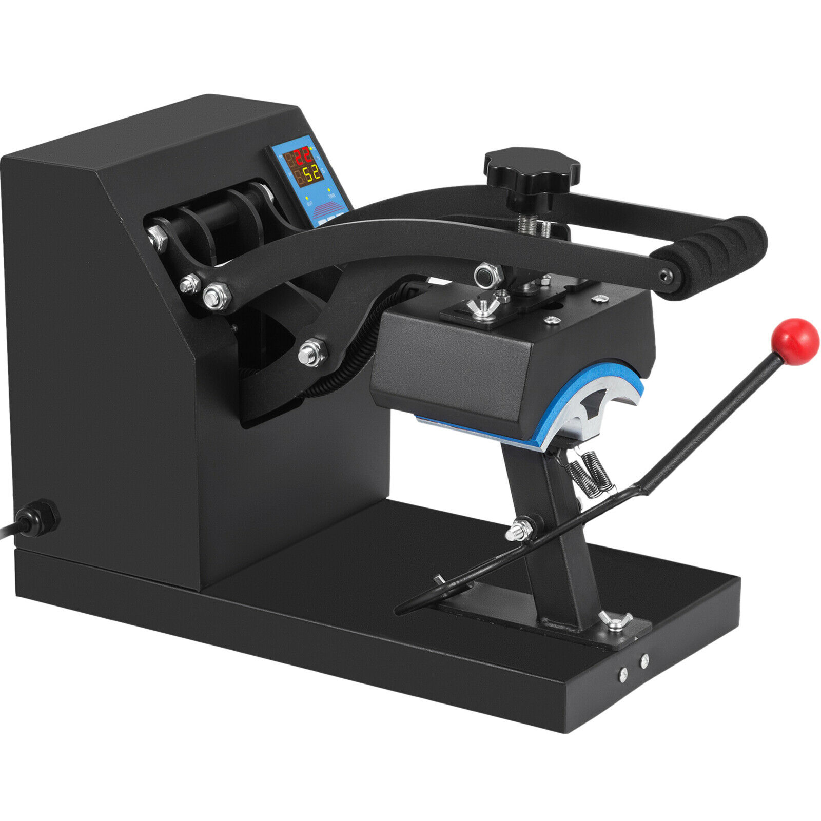 Hut Kappe Sublimation Maschine Wärme Presse Transfer Digitale Clamshell 7x3.5