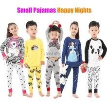 Новинка 100 года; Хлопковая пижама для мальчиков детская пижама с принцессой Пижама для девочек; детская одежда для сна с единорогом детская одежда для сна; Пижама для детей