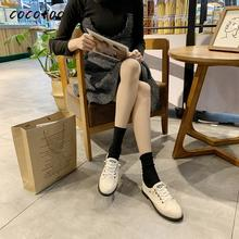 British Style Single Shoes Women 2020 New College Style Black Korean Version Of Wild Soft Leather Shoes Spring And Autumn Female цена 2017