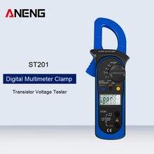ANENG ST201 Digital-Multimeter Clamp Amperemeter Transistor Tester Hohe Präzision Tester Meter Spannung Strom Messgerät
