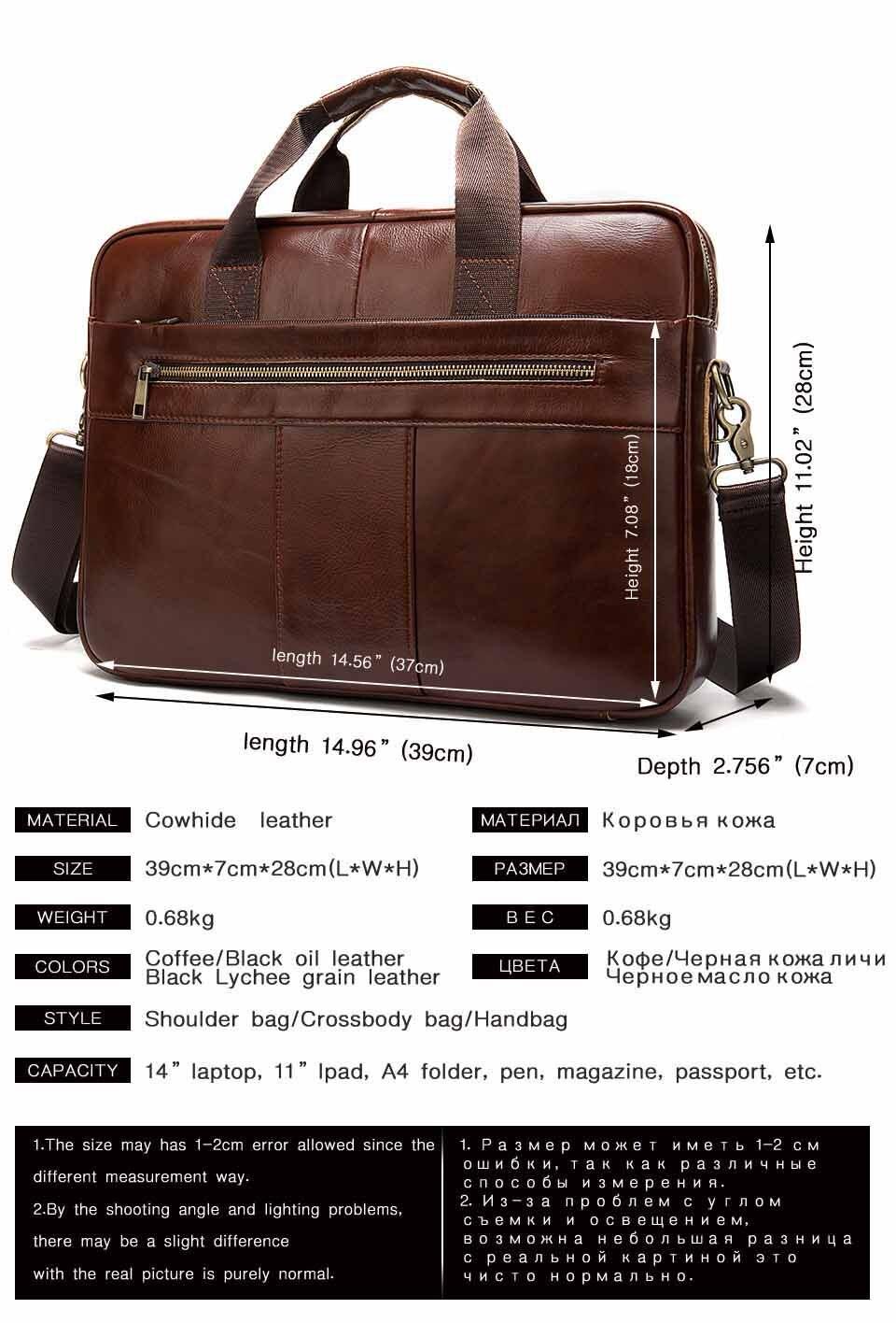LAZYLIFE-Bag-men-s-Genuine-Leather-briefcase-Male-man-laptop-bag-natural-Leather-for-men-Messenger (2)