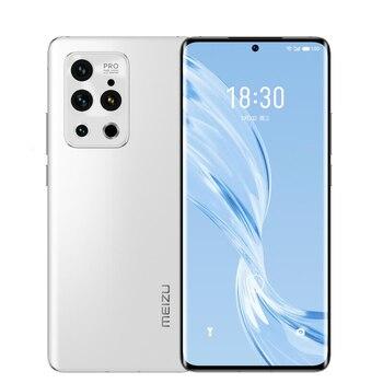 "2021 Original Meizu 18 Pro 5G Smart Phone Snapdragon 888 Octa Core 6.7"" Quad HD Screen 40W Fast Charger 8GB 128GB Cell Phone 2"
