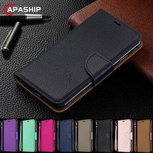 Кожаный чехол-бумажник с откидной крышкой для huawei P20 Lite P30 P Smart Plus 2019 mate 20 30 Pro, чехол для Honor 7A 7C 8A 8C 9X, чехол для телефона