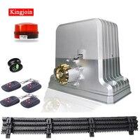 KINGJOIN high quality sliding door maximum load 1800KG automatic sliding door waterproof integrated electromechanical design|Access Control Kits| |  -
