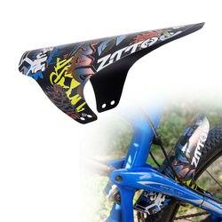 MTB błotnik rower górski błotnik rowerowy przednie i tylne rower osłona przeciwbłotna 1pc Błotniki    -