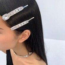 Crystal Choker Necklace Pendants Party Jewelry Gift Shiny Women Elegant Korean-Fashion