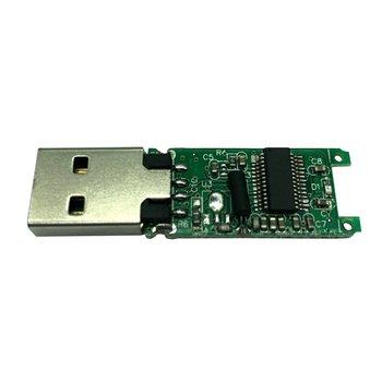 цена на EMMC Programmer Chip U Main Control Disk Of BGA169/BGA162 Small USB 2.0 Control Board Writing U Disk Library