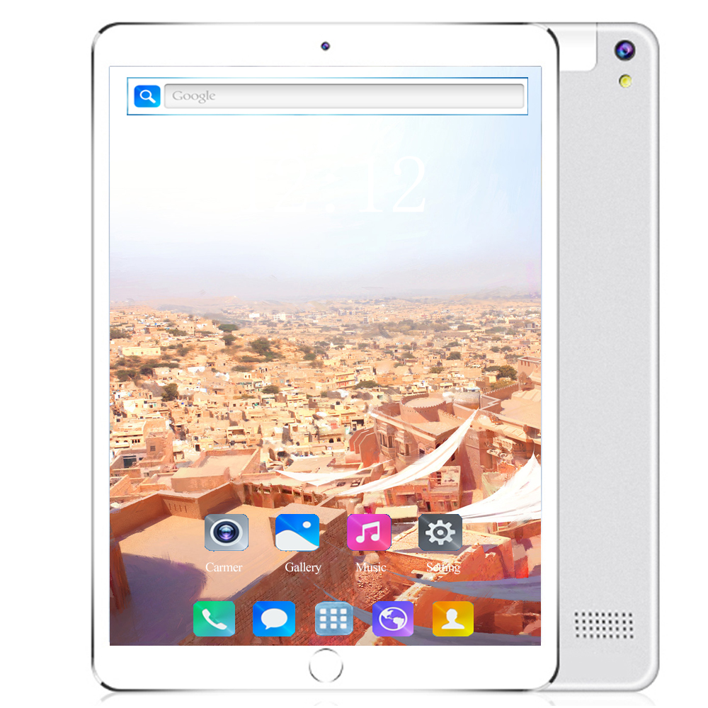 2020 New Android 8.0  Screen Tablet Pcs 10.1 Inch 4G LTE Tablet PC 10 Core RAM 6GB ROM 128GB Tablets Kids Tablet FM GPS 5.0 MP