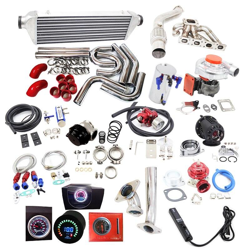 Completed Turbo Kits fit for BM*W 92-99 T3 T3/T4 T04E 318I 318IS 318IC 318TI E36 L4 M42B18 B44B19 M42 M40 M44