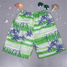 Summer Korean edition large size quick-dry men's shorts casual beach pants men's trousers J004 huntingtower large print edition