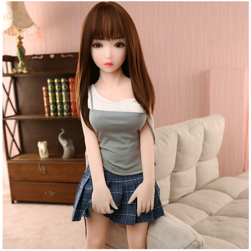 125-<font><b>135cm</b></font> Real Silicone <font><b>Sex</b></font> <font><b>Dolls</b></font> Skeleton Japanese Anime Oral Love <font><b>Doll</b></font> Toys Full for Men Big Breast Realistic Sexy Vagina# image