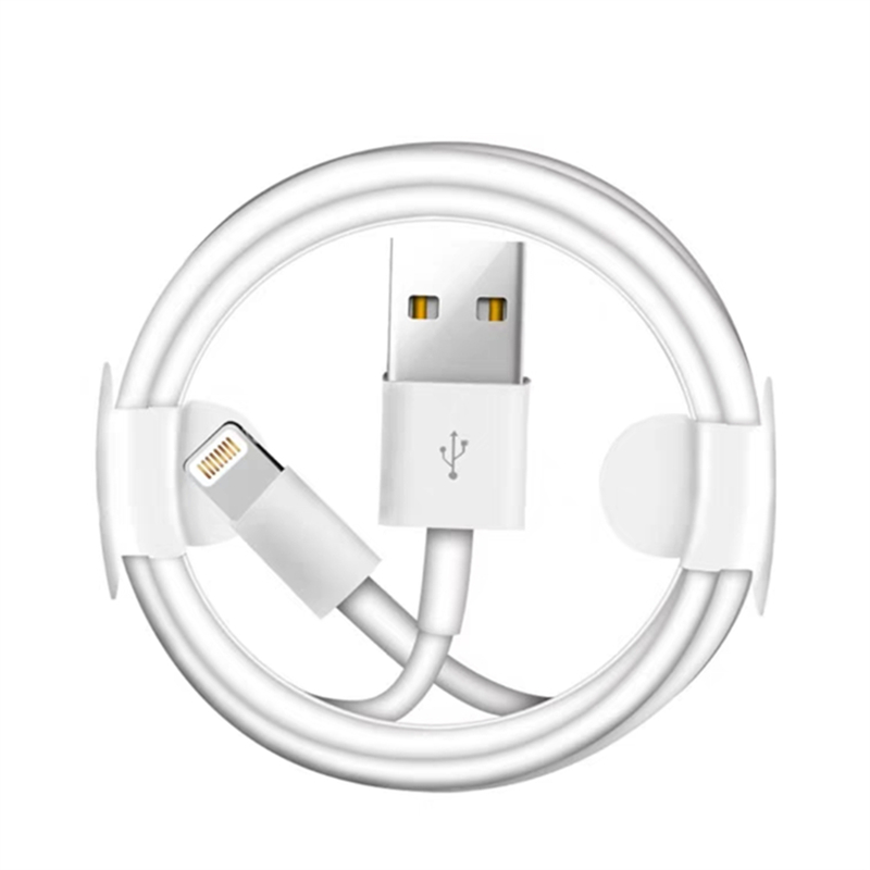 Image 3 - Kit 1m 2m 3m USB Charging Cable + EU Plug USB Charger for iPhone 6 6S 7 8 Plus X XS MAX XR 5 5S 5C SE Phone Wall Chargers Cables-in Mobile Phone Chargers from Cellphones & Telecommunications