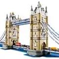 4295 Uds arquitectura de fama mundial Torre de Londres creador experto Compatible Legoinglys bloques de construcción DIY juguetes 17004 10214