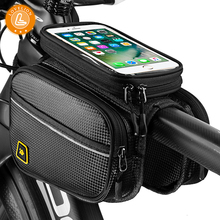 LOVELION Bicycle Front Touch Screen Phone Bag MTB Road Bike Cycling Mobile Cycle Cellphone Accessories