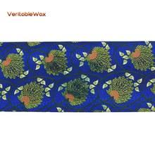 2020 Африка принт батик ткань veritablewax в стиле пэчворк дизайнерские