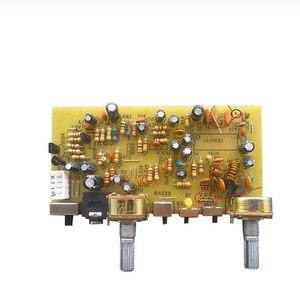 Image 2 - Stereo FM Radio Board Digital Frequency Modulation Radio Board Serial Port DIY FM Radio TEA5711 G10 012