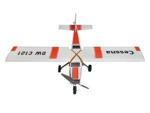 Image 2 - Ücretsiz kargo EPP uçak modeli Cessna RC köpük uçak uçak modelleri kanat açıklığı 960mm EPP yavaş Flyer